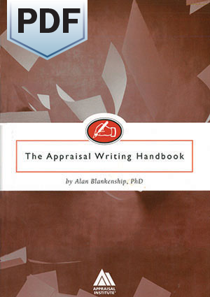 The Appraisal Writing Handbook - PDF