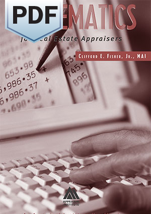 Mathematics for Real Estate Appraisers - PDF