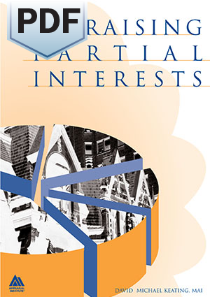Appraising Partial Interests - PDF