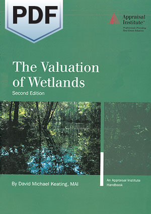 The Valuation of Wetlands, second edition - PDF