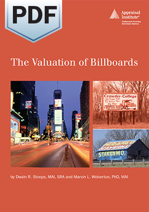 The Valuation of Billboards - PDF