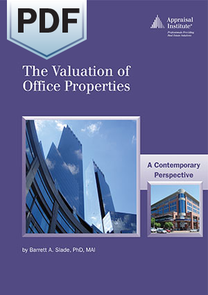 The Valuation of Office Properties: A Contemporary Perspective - PDF