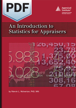 An Introduction to Statistics for Appraisers - PDF
