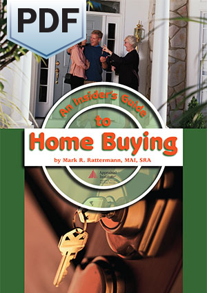 An Insider's Guide to Home Buying - PDF