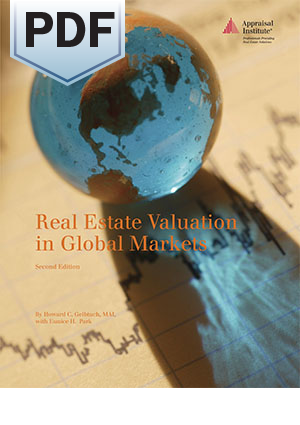 Real Estate Valuation in Global Markets, second edition - PDF