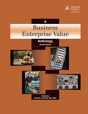 A Business Enterprise Value Anthology, second edition