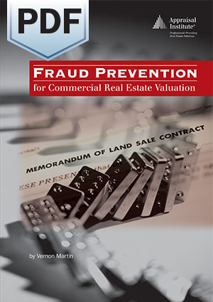Fraud Prevention for Commercial Real Estate Valuation - PDF