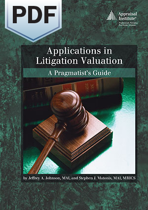Applications in Litigation Valuation: A Pragmatist's Guide - PDF