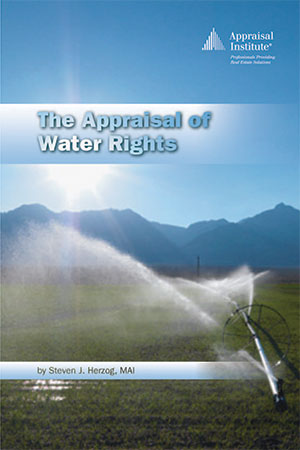 The Appraisal of Water Rights
