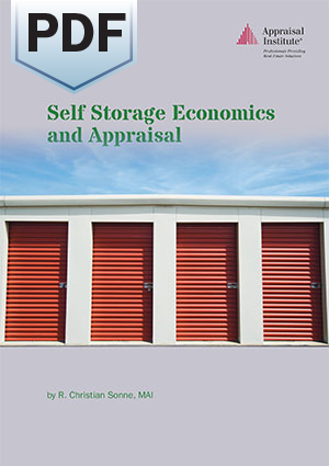 Self Storage Economics and Appraisal - PDF