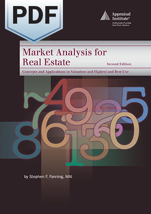 Market Analysis for Real Estate, Second Edition - PDF
