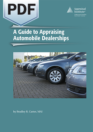 A Guide to Appraising Automobile Dealerships - PDF