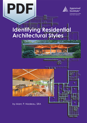 Identifying Residential Architectural Styles - PDF