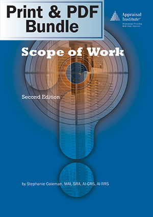 Scope of Work, 2nd ed. - Print + PDF Bundle