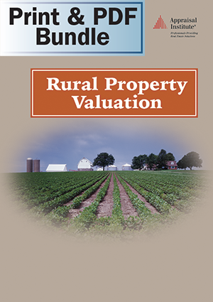 Rural Property Valuation - Print + PDF Bundle