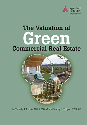 The Valuation of Green Commercial Real Estate