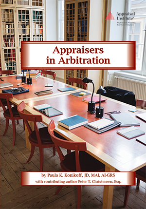 Appraisers in Arbitration