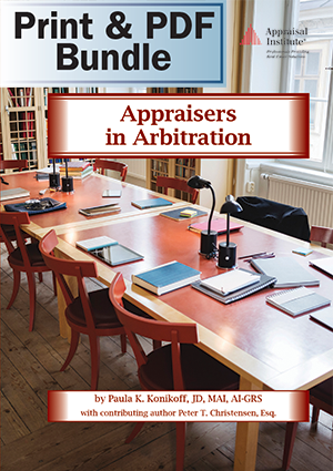Appraisers in Arbitration - Print + PDF Bundle