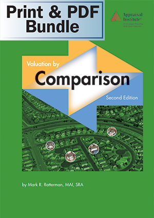 Valuation by Comparison, 2nd ed.- Print + PDF Bundle