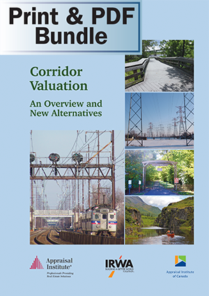 Corridor Valuation: An Overview and New Alternatives - Print + PDF Bundle