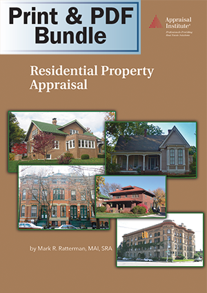 Residential Property Appraisal - Print + PDF Bundle