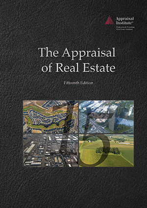 The Appraisal of Real Estate, 15th Edition