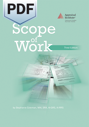 Scope of Work, Third Edition - PDF