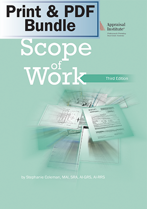 Scope of Work, 3rd ed. - Print + PDF Bundle