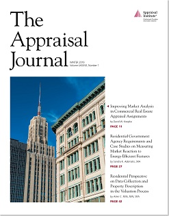 The Appraisal Journal (Two Year)